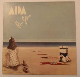 Rino Gaetano – Aida – vinile originale su etichetta IT