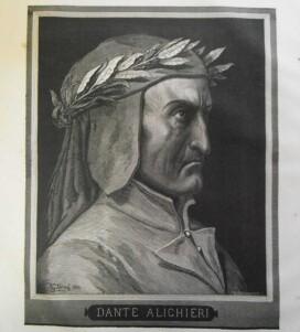 Dante Alighieri – La Divina Commedia – ill. Gustav Dorè 1869