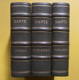 Dante Alighieri – La Divina Commedia – 1893